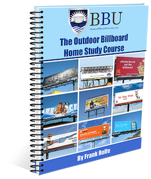 Billboard Invesmtent Course Manual