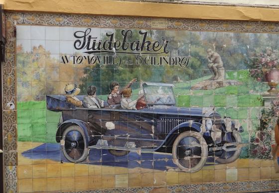 studebaker billboard