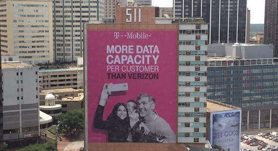 wallscape billboard