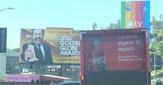 blocked billboard