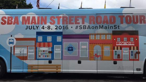 Billboard Bus