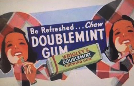 Old Billboard Ad