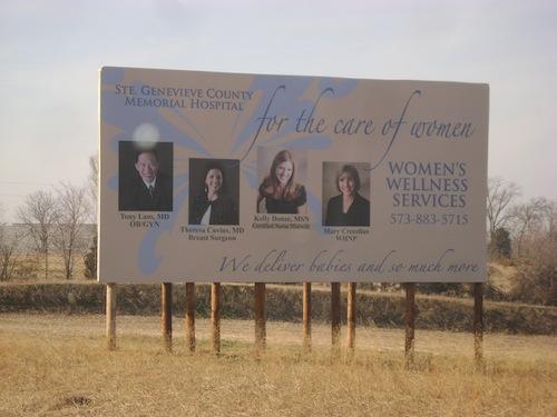 Billboard In MO