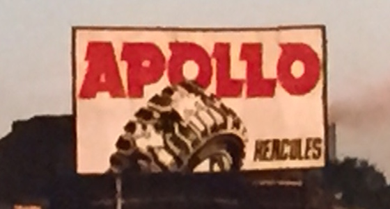 apollo billboard
