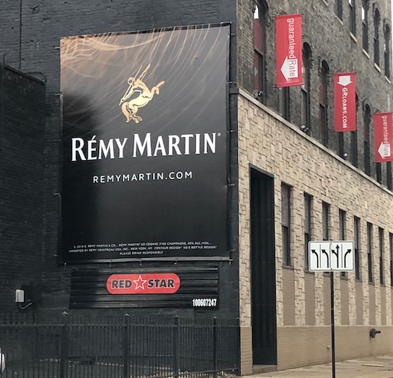 remy martin billboard