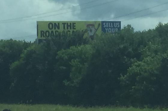 billboard trees