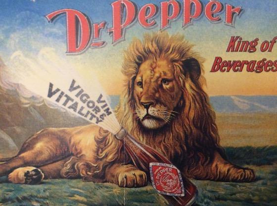 dr pepper billboard
