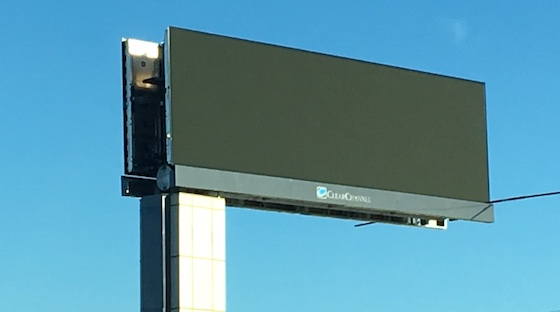 Space Age Billboard