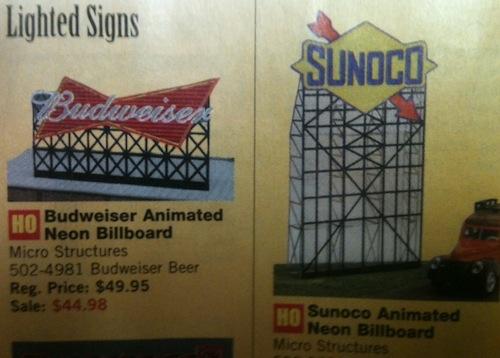 model billboards