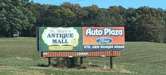 combo ad billboard