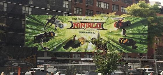 short billboard