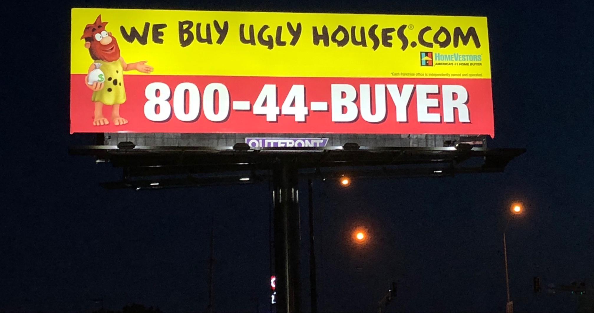 homevestors billboard