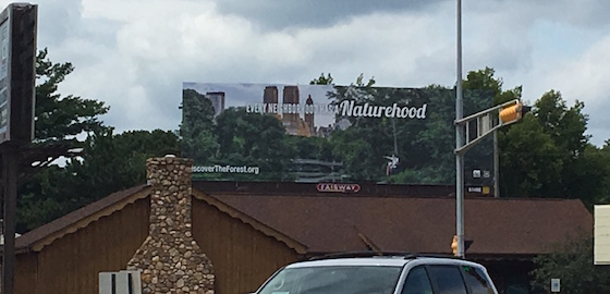 Roof Billboard