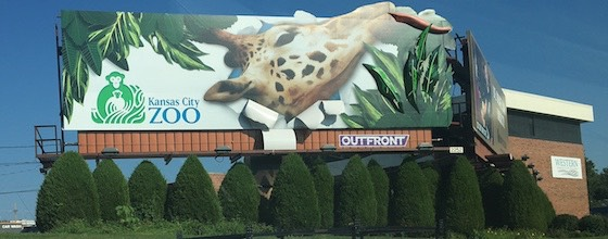 Landscaped Billboards