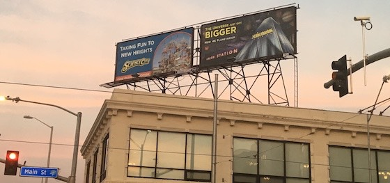 roof mount billboards